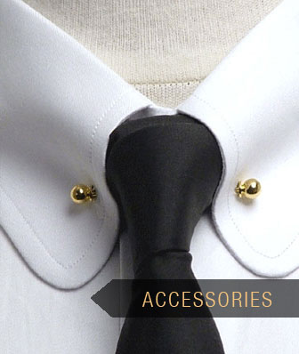 Collar Pins, Cufflinks, etc